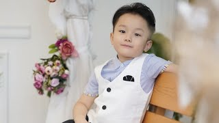 PHOTO SESSION JONATHAN & JORDAN JNJ_KOREA | KIDS MODEL | 아동모델