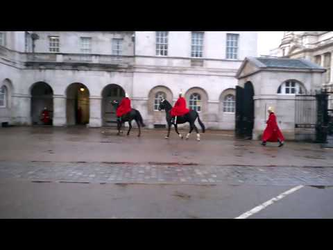 Horse Guards -  Changing of the Guard