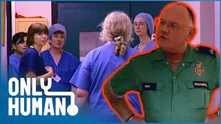 Emergency Department Reaches Bursting Point | Nurses | Only Human