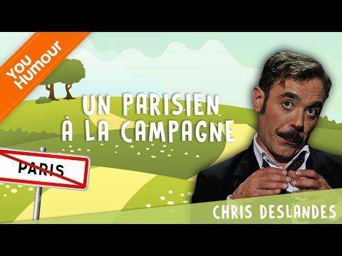 CHRIS DESLANDES - Un parisien à la campagne