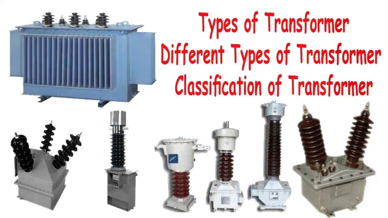 types of transformer winding YouTube
