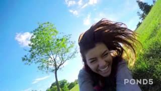 Lifestyle Stock Footage Reel- 4K, HD, royalty-free