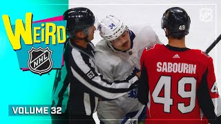 Back for Season 3! | Weird NHL Vol. 32