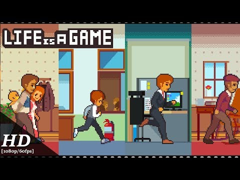 Life is a Game Android Gameplay [1080p/60fps] - Видео приколы ржачные до слез