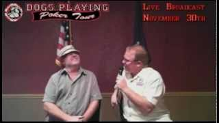 Dogs Playing Poker League Nov30_Final Table Finish .avi