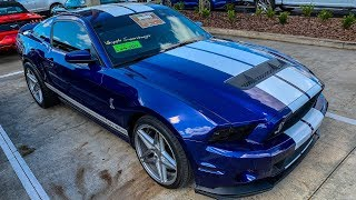 Is this my new car? 4.0L Whipple GT500 & Selling the Terminator