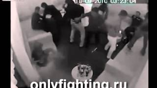 Russian Night Club Full Fight