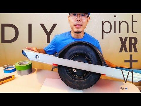 Easy DIY Onewheel Rail Guard for PINT, XR, Plus
