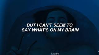 Face To Face; Ruel// Lyrics