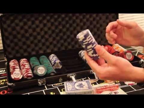 Набор для покера WPT 500 - видеообзор от SpacePOKER