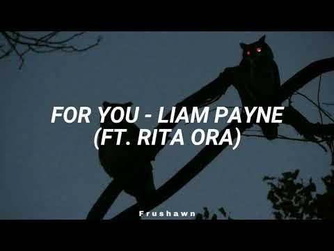 For You - Liam Payne Ft. Rita Ora (Sub. Español)