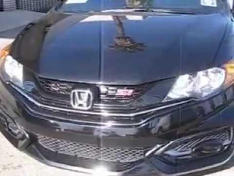 2015 Honda Civic Si Coupe at Empire Motors Montclair Pomona Ontario Chino Corona Fontana LA IE OC