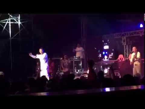 """Live LeNdrema""  Bekoto ft  RaBoussa   Palais des sports 2016"
