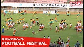 BHAYANGKARA FC BANGUN AKADEMI DI PAPUA