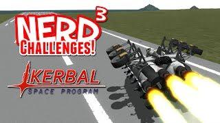 Nerd³ Challenges! SpacePlane™ - Kerbal Space Program