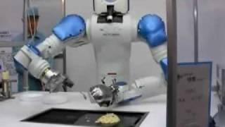 Food Serving Robots