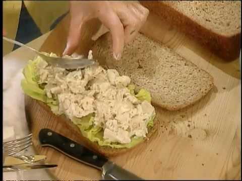 How to Make a Chicken Salad Sandwich ⎢ Martha Stewart