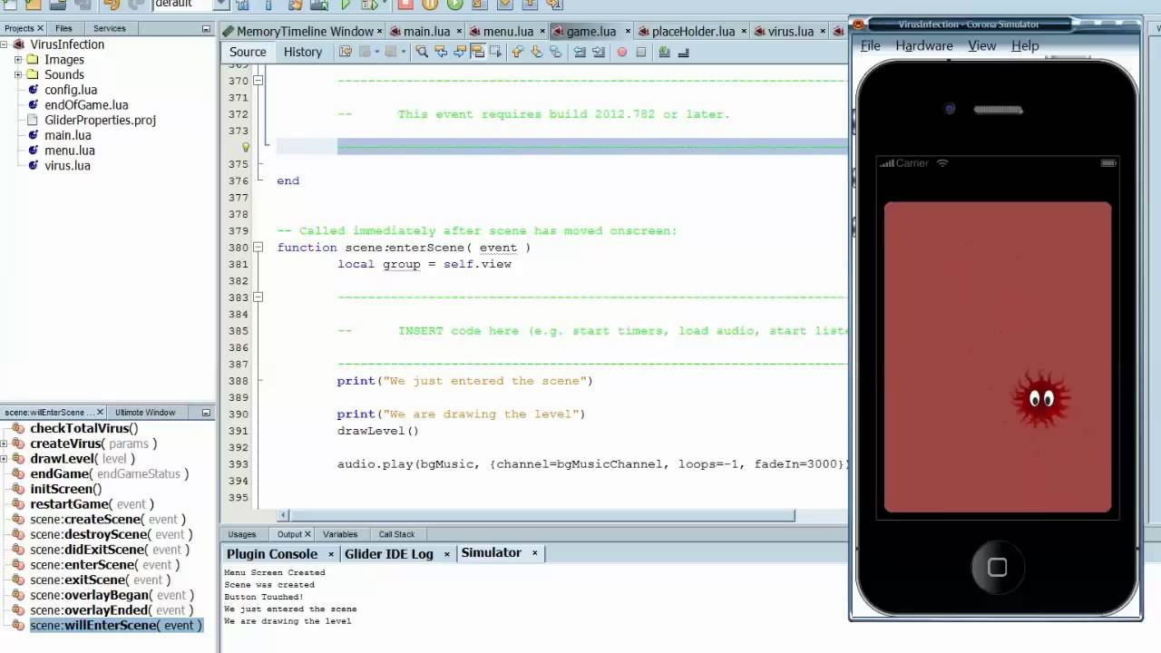 introduction to mobile programming for absolute beginners (corona