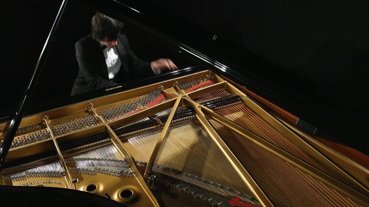 Tchaikovsky / Feinberg - Scherzo from Symphony N.6 [Alberto Chines] HD