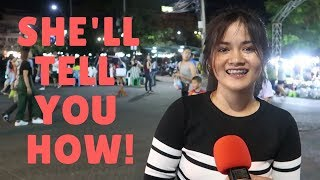 How to date Thai women (according to them) - อยากคบคนไทย ต้องทำไง? - Interview