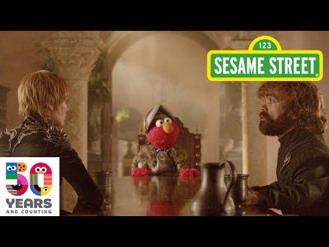 Cindy Scull Mornings - SESAME STREET does Game of Thrones Parody about RESPECT