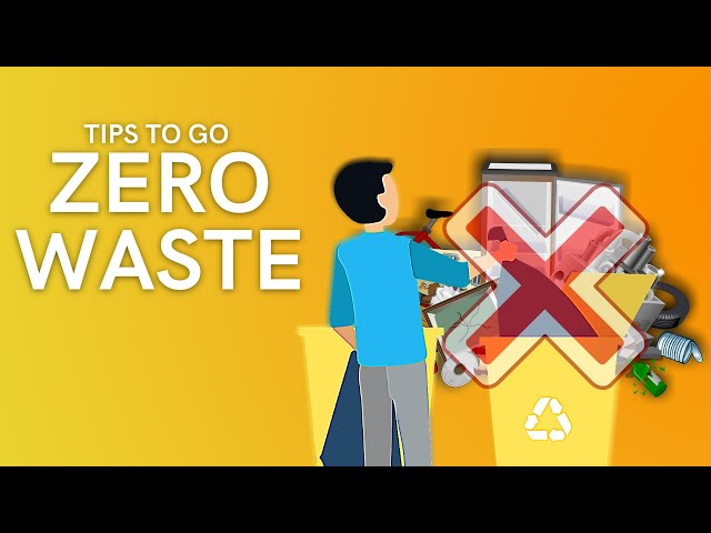 Follow These Tips to Go Zero Waste (A Healthy Life is Waste-free Life)