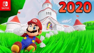 5 Huge Nintendo Games Coming Soon  2020-2021