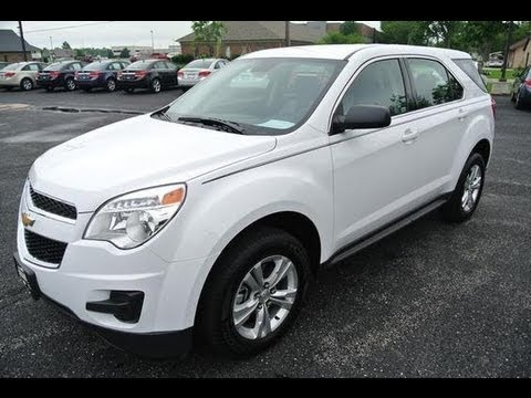 2013 Chevrolet Equinox   Read Owner and Expert Reviews