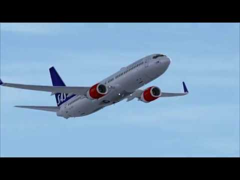 from Helsinki to Oslo (SAS)