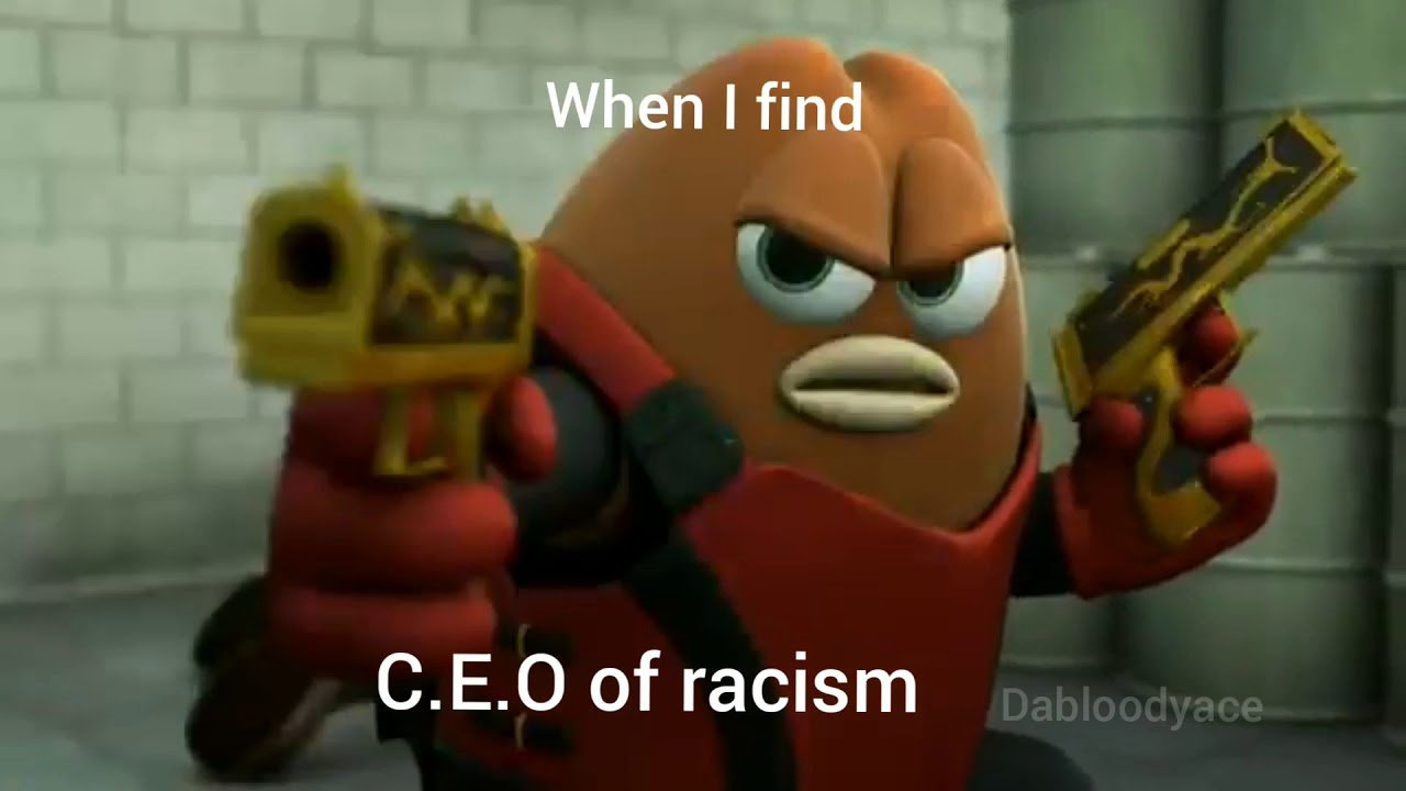 When I find the CEO of racism - YouTube