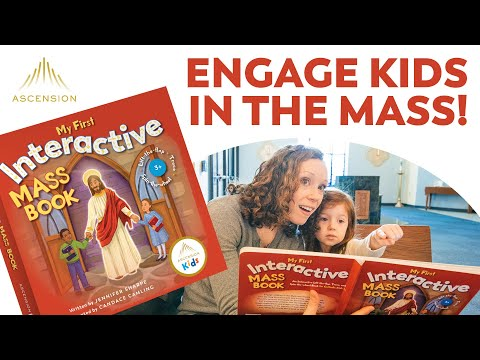 Ascension Kids! | My First Interactive Mass Book