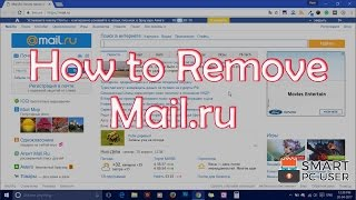 How to Remove Mailru from All Browsers