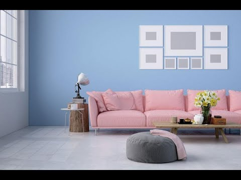 Living room color ideas attractive wall painting designs - Room colour painting ideas ...