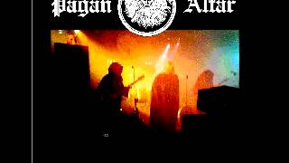 PAGAN ALTAR - THE BLACK MASS