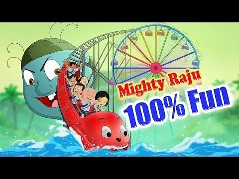 Mighty Raju - 100% Fun