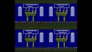 Super Mario Bros. 2 - The Speedrun Race