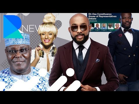 Atiku allegedly caught paying bribe, Banky says his plans for Eti-Osa