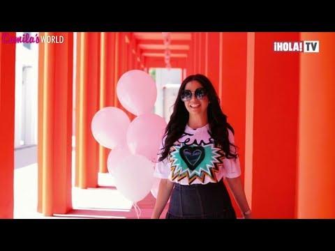 Descubre en íntimo cómo es la lujosa vida de Camila Guiribitey | ¡HOLA! TV