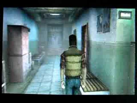 PSPscene - SILENT HILL ORIGINS - SONY PSP GAME