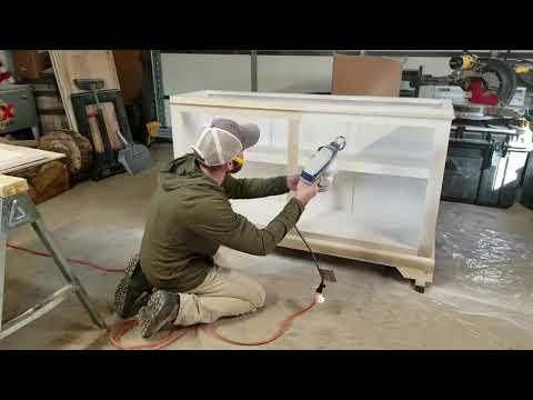 Graco truecoat 360 airless paint sprayer