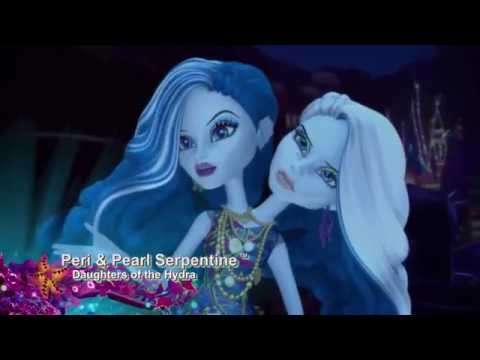 Monster High - Meet the Down Under Ghouls | From ''Great Scarrier Reef''