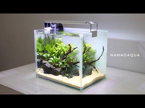 aquascape-mini-untuk-ikan-guppy-baruku
