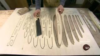 MJ's How It's Made - Hollow Wooden Surfboards