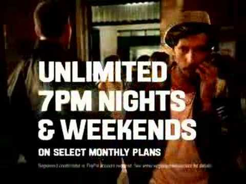 Virgin Mobile Commercial, Dirty on Purpose