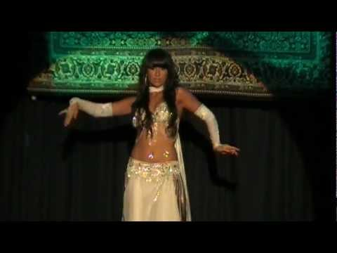 Ferah Cicekdag - The Yearning plus Bellydance Drum Solo and Encore