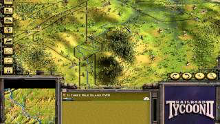 railroad tycoon ii the second century mission 09 waste not, want not