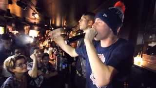FRED DE PALMA + SHADE - FREESTYLE @ RAL 8022 (MILANO)