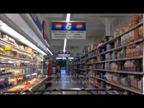 Tour: Sids Grocery Store IGA; Weird Employees Here; Long Beach, WA