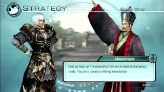 Dynasty Warriors 6: Empires - A Land in Chaos | Part 1