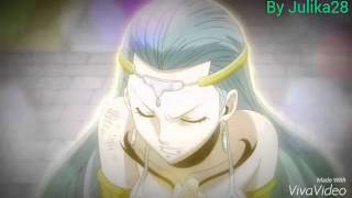 AMV Fairy Tail Люси и Водолей [ Знак Водолея]